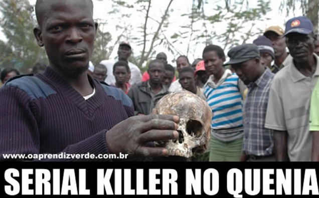 Serial Killer no Quenia