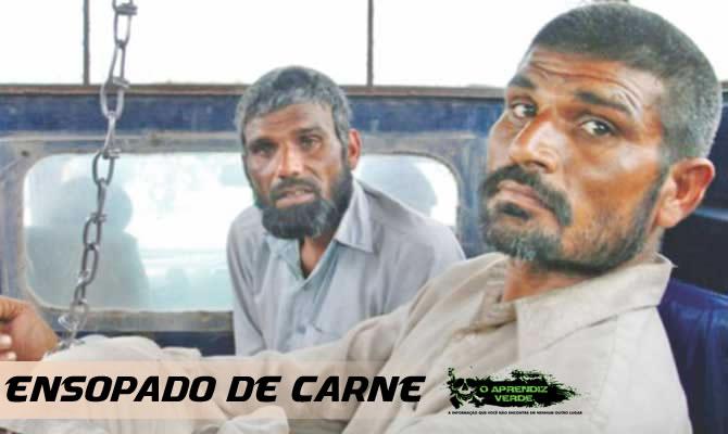 101 Crimes Horripilantes de 2014 - Mohammad Farman Ali e Mohammad Arif Ali