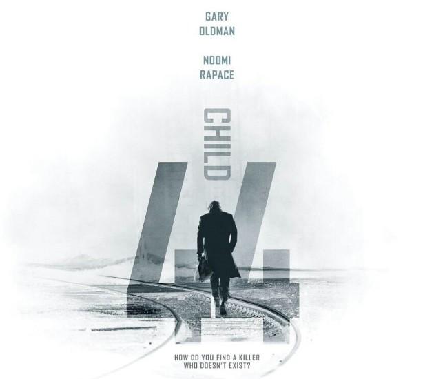 "Poster do filme ""Child 44""."