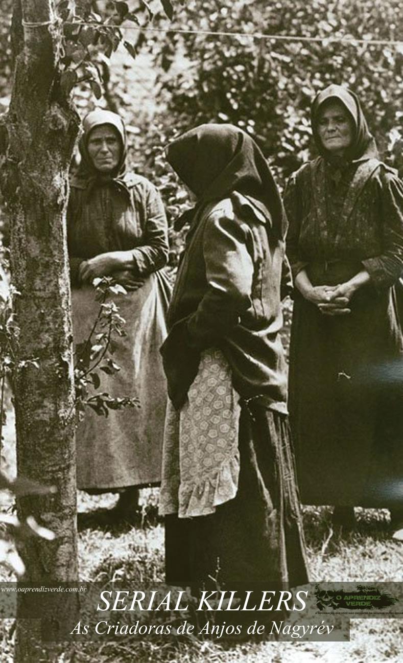 As Criadoras de Anjos de Nagyrév.