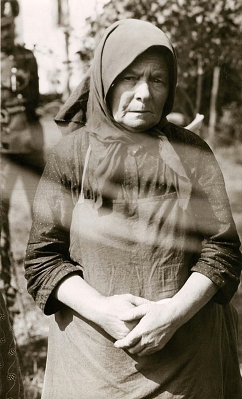 Uma Criadora de Anjo presa em 1929.