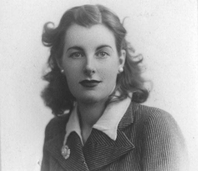 Margery Gardner, fotografada em 1940. Foto: Handsome Brute.