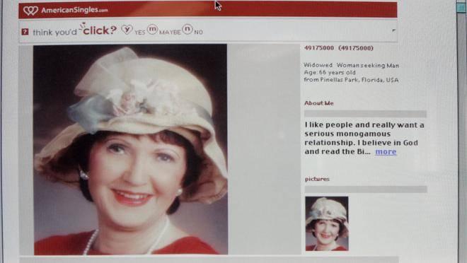 """Viúva Negra do século 21, a canadense Melissa Friedrich foi apelidada de """"Viúva Negra da Internet"""" após usar sites de relacionamentos na web em busca de vítimas. Foto: Reprodução Internet."""