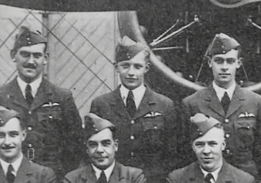 Neville Heath - Força Aerea