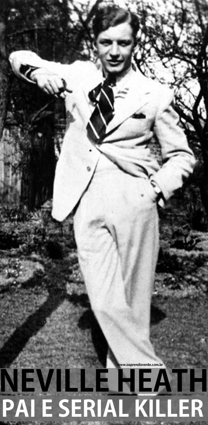 Neville Heath - Pai e Serial Killer - Capa