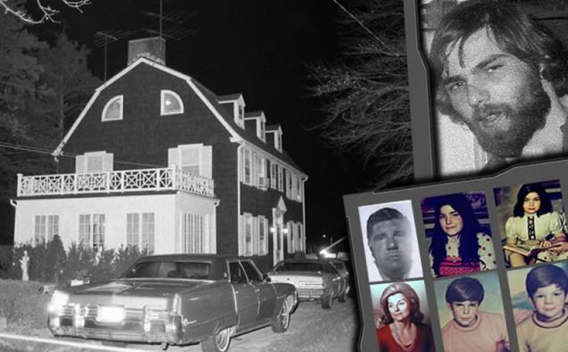 Crimes Historicos - Horror em Amityville - Foto