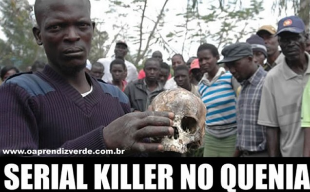 Harrison Okumu serial killer