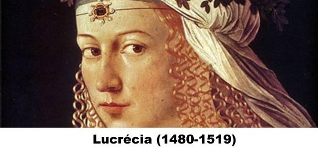 Lucrecia Borgia - Familia Criminosa
