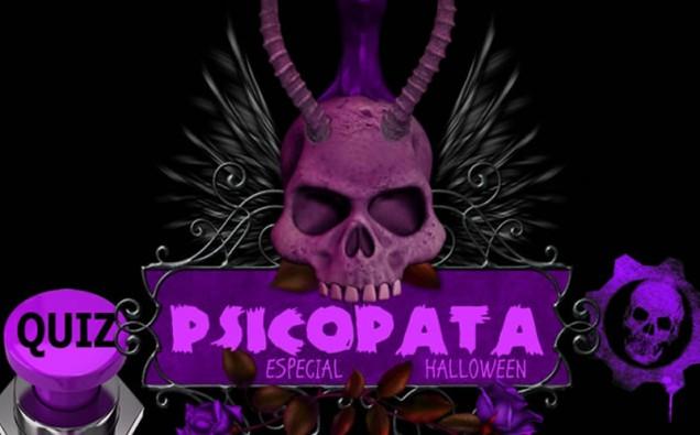 Quiz Psicopata - Especial Halloween - Foto