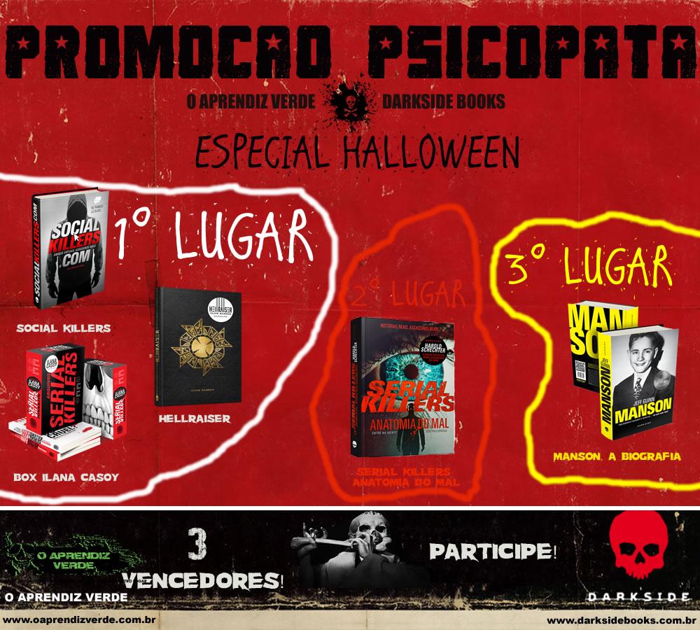 Quiz Psicopata - Especial Halloween