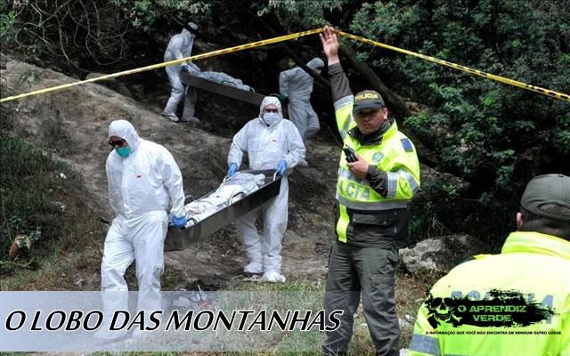 101 Crimes Notórios e Horripilantes de 2-15 - Fredy Armando Valencia