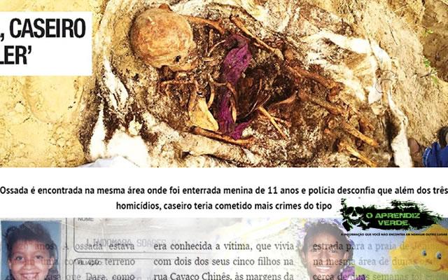 101 Crimes Notórios e Horripilantes de 2015 - Carlos Alexandre