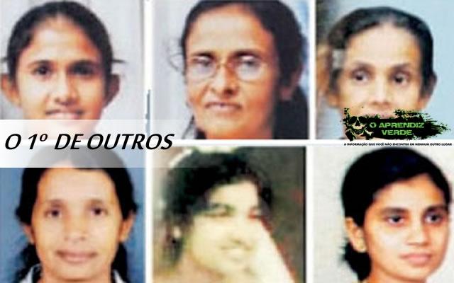 101 Crimes Notórios e Horripilantes de 2015 - Jayalath Neil Lakshman