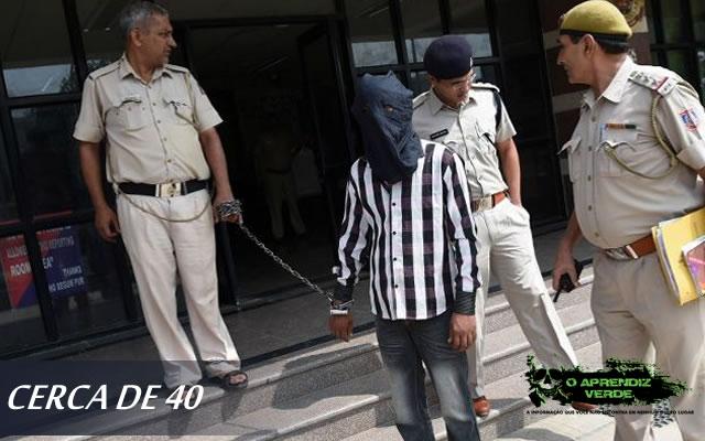 101 Crimes Notórios e Horripilantes de 2015 - Ravinder Kumar