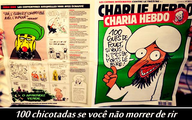 101 Crimes Notórios e Horripilantes de 2015 - Ataque ao Charlie Hebdo