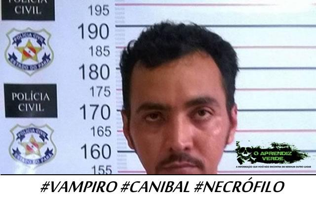 101 Crimes Notórios e Horripilantes de 2015 - Canibal de Breu Branco