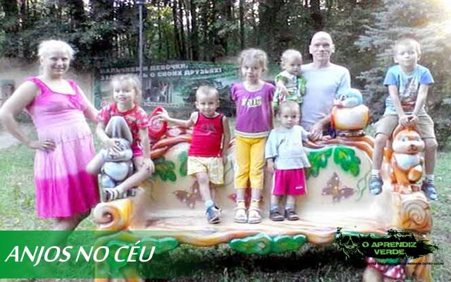 101 Crimes Notórios e Horripilantes de 2015 - Família Belov