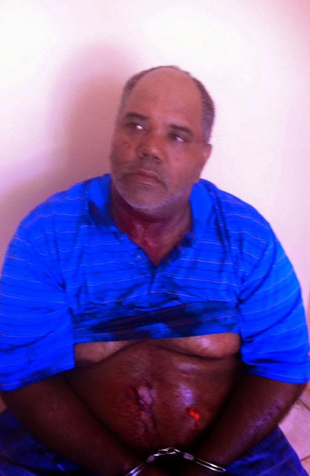 101 Crimes Notórios e Horripilantes de 2015 - Fausto del Carmen González Ortega