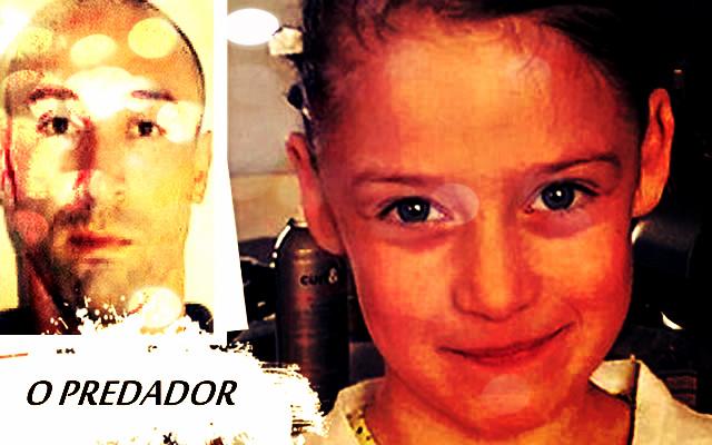 101 Crimes Notórios e Horripilantes de 2015 - Garotinha Chloe