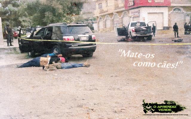 101 Crimes Notórios e Horripilantes de 2015 - Massacre em Apatzingán