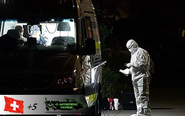 101 Crimes Notórios e Horripilantes de 2015 - Wuerenlingen