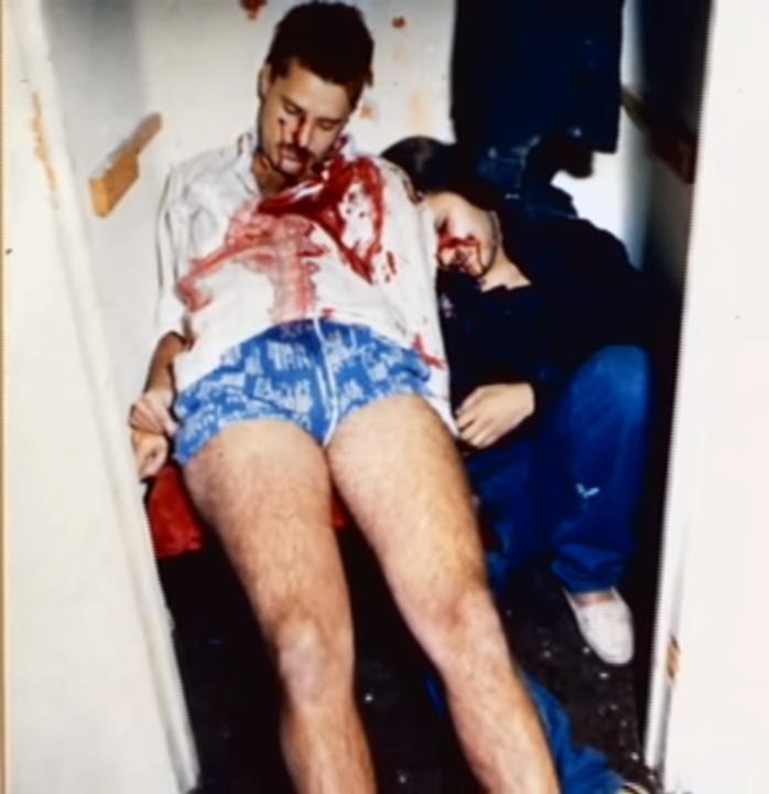 Adolfo Constanzo e Martin Ochoa. Foto: The True Story Behind The Matamoros Cult Killings.