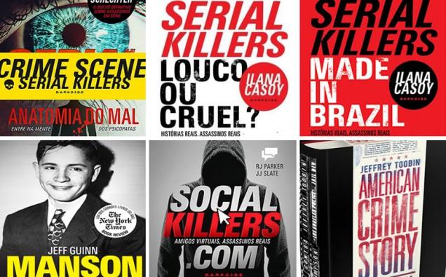 Crime Scene DarkSide Books