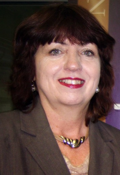 A professora Maureen Kendrick Murphy (foto: Huntingdon College).