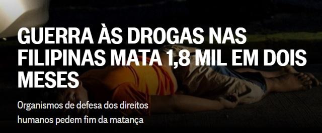 Reportagem do Jornal O Globo.