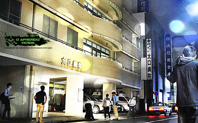 Hospital Yokohama - 101 Crimes Notórios e Horripilantes de 2016