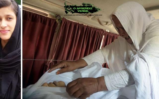 Maria Sadaqat - 101 Crimes Notórios e Horripilantes de 2016
