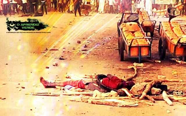 Mulheres Bomba - 101 Crimes Notórios e Horripilantes de 2016