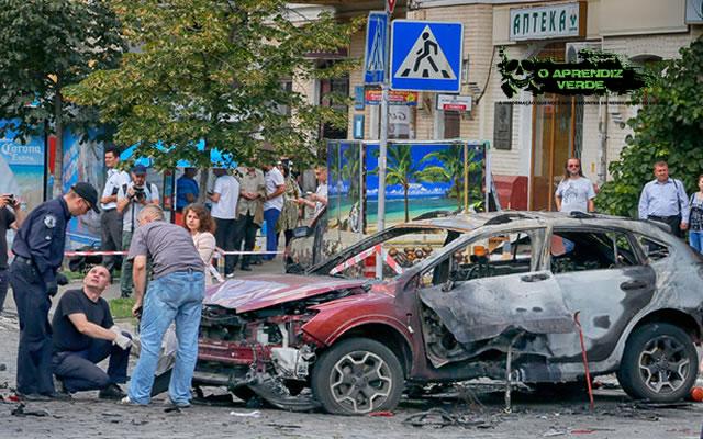 Pavel Grigorievich Sheremet - 101 Crimes Notórios e Horripilantes de 2016