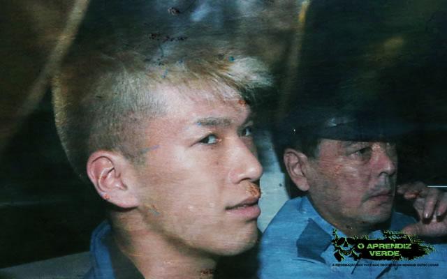 Satoshi Uematsu - 101 Crimes Notórios e Horripilantes de 2016