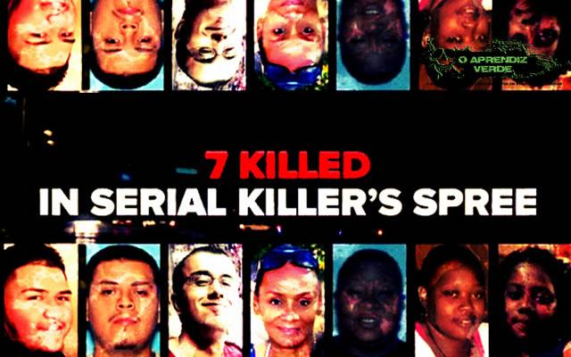 Serial Killer em Phoenix - 101 Crimes Notórios e Horripilantes de 2016