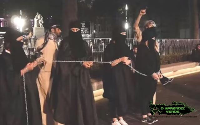 Sexo Jihad - 101 Crimes Notórios e Horripilantes de 2016