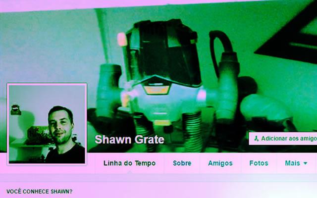 Shawn Grate - 101 Crimes Notórios e Horripilantes de 2016