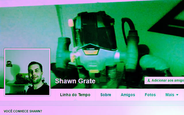 Shawn Grate - 101 Crimes Notórios e Horripilantes de 2016
