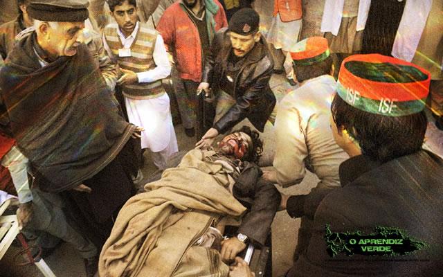Universidade Bacha Khan - 101 Crimes Notórios e Horripilantes de 2016