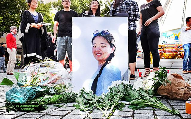Yangjie Li - 101 Crimes Notórios e Horripilantes de 2016