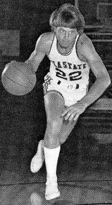 Alan Rehrig: um atleta estrela na faculdade, ele veio até Dallas procurando por oportunidades.