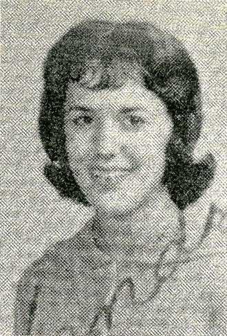 """No ensino médio, Sandra """"parecia um pouco distante"""", lembra um amigo."""