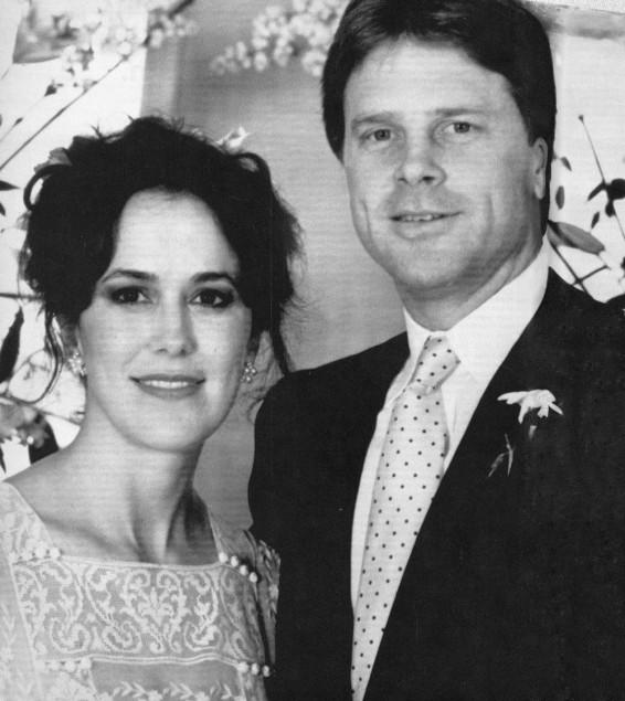 368 dias após o casamento, Alan foi encontrado morto com um tiro na cabeça.