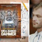 Meu Amigo Dahmer - Capa