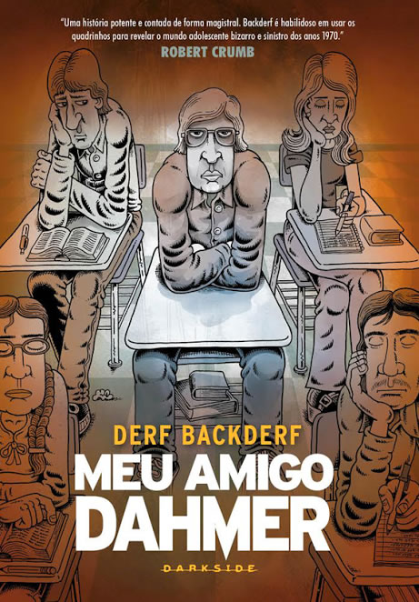 Meu Amigo Dahmer - Poster