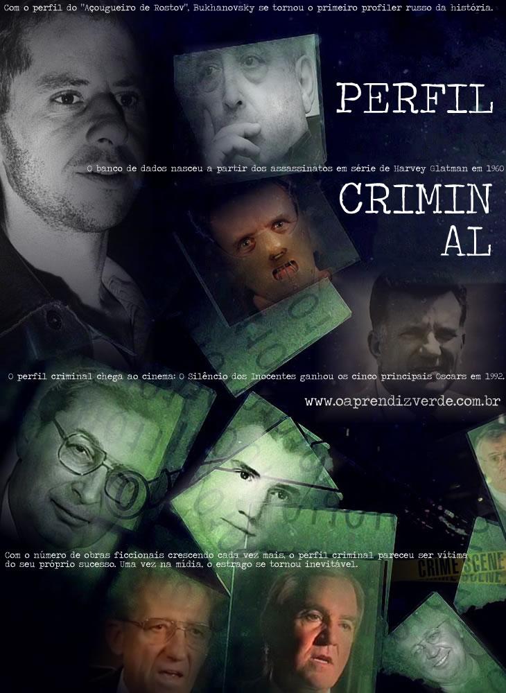 O perfil criminal chega ao cinema: O Silêncio dos Inocentes ganhou os cinco principais Oscars em 1992.