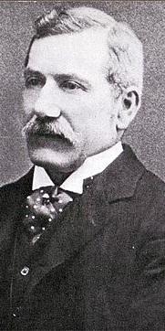 O médico inglês Thomas Bond (1841–1901).