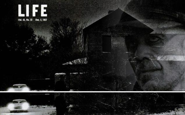 Ed Gein - Life - Capa