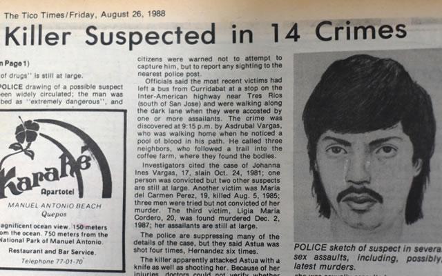El Psicópata - serial killer