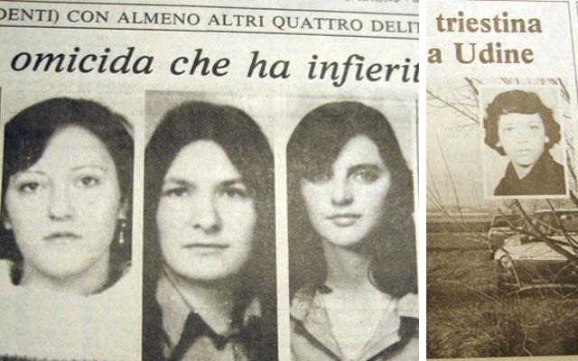 O Monstro de Udine - serial killer